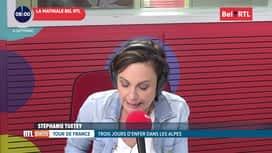 RTL INFO sur Bel RTL : RTL Info 8h du 15/09