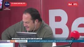 RTL INFO sur Bel RTL : RTL Info 13h du 15/09