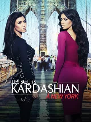 Les sœurs Kardashian à New York