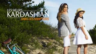 Les sœurs Kardashian dans les Hamptons