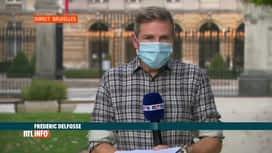 RTL INFO 19H : Coronavirus: que font les autorités pour répondre aux critiques?