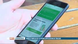 RTL INFO 19H : Coronavirus: l'App de traçage CoronAlert bientôt disponible chez nous