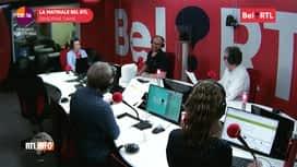 La matinale Bel RTL : Budget contact pour le COVID... (16/09/20)