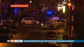 RTL INFO 13H : Trois membres de la mafia sicilienne arrêtés à Maasmechelen, Liège ...
