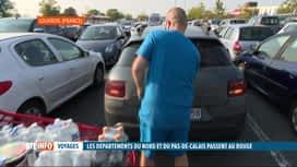 RTL INFO 19H : Coronavirus: le Nord et le Pas-de-Calais en zone rouge dès...
