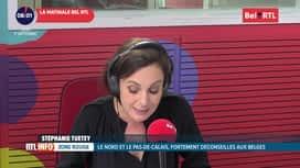 RTL INFO sur Bel RTL : RTL Info 8h du 17/09