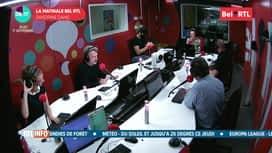 La matinale Bel RTL : L'intermodalité...(17/09/20)