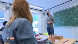 RTL INFO 13H : Coronavirus: combien d'élèves sont actuellement en quarantaine ?