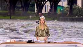 RTL INFO 13H : L'ouragan Sally rétrogradé en dépression tropicale