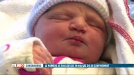RTL INFO 19H : Confinement : un baby boom dans les prochains mois ?