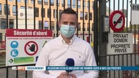 RTL INFO 19H : Molenbeek ferme ses deux écoles secondaires