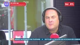 RTL INFO sur Bel RTL : RTL Info 18h du 17/09