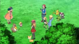 Pokemon : S18E01 Une collaboration fructueuse !