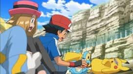 Pokemon : S18E03 Une maison sous-marine !
