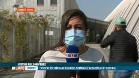 RTL INFO 13H : Le procès Hakimi-Pauwels se poursuit