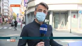 RTL INFO 13H : Coronavirus: 60 agents de police de Liège sont en quarantaine