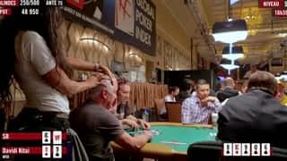 Davidi Kitai aux WSOP 2016 épisode 2