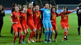 Red Flames : 18/09 : Belgique - Roumanie