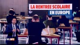 RTL INFO 19H : Coronavirus: le masque à l'école est-il obligatoire partout en Europe?
