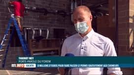 RTL INFO 19H : La Wallonie va financer le permis de conduire pour les chômeurs