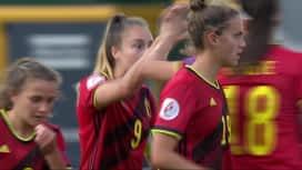 Red Flames : Belgique - Roumanie : 1ère mi-temps