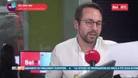 RTL INFO sur Bel RTL : RTL Info 18h du 18/09