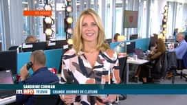 RTL INFO 13H : 32e Télévie: Sandrine Corman est en direct du centre de promesse à ...
