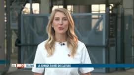 RTL INFO 19H : 32e Télévie: Alix Battard est en direct de Blegny où seront remis d...