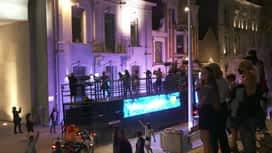 La grande soirée du Télévie : Dj Daddy K mixe dans les rues de Charleroi