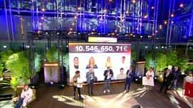 La grande soirée du Télévie : Et le montant final est de...