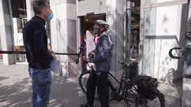 C'est pas tous les jours dimanche : Les cyclistes sont-ils des dangers publics ?