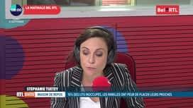 RTL INFO sur Bel RTL : RTL Info 8h du 21/09
