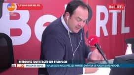 RTL INFO sur Bel RTL : RTL Info 13h du 21/09