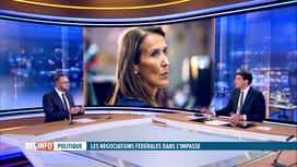 RTL INFO 13H : Formation fédérale: éclairage sur le blocage des négociations
