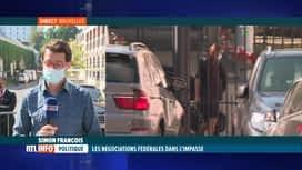 RTL INFO 13H : Formation fédérale: les préformateurs iront-ils chez le roi ?