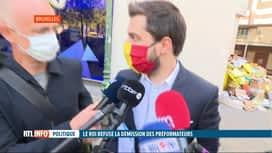 RTL INFO 19H : Formation fédérale: que reproche-t-on à Georges-Louis Bouchez ?