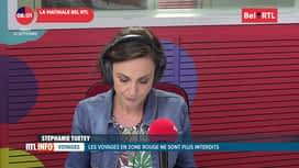 RTL INFO sur Bel RTL : RTL Info 8h du 22/09