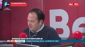 RTL INFO sur Bel RTL : RTL Info 13h du 22/09