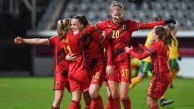 Red Flames : 22/09 : Suisse - Belgique (Les buts)