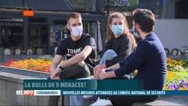 RTL INFO 19H : Quelles sont les attentes des Belges à la veille d'un conseil natio...
