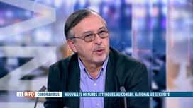 RTL INFO 19H : Coronavirus: Yves Van Laethem commente l'actualité du jour