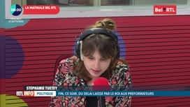 RTL INFO sur Bel RTL : RTL Info 8h du 23/09