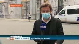 RTL INFO 13H : Coronavirus: quels thèmes le CNS de ce jour aborde-t-il?