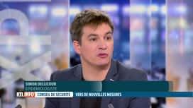 RTL INFO 13H : Coronavirus: Simon Dellicour évoque le Conseil National de Sécurité...