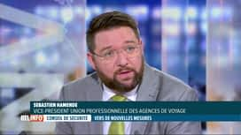 RTL INFO 13H : Coronavirus: les agents de voyage attendent les décisions du CNS