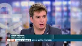 RTL INFO 13H : Coronavirus: Simon Dellicour évoque les chiffres du jour