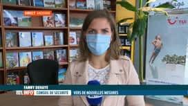 RTL INFO 13H : Fanny Dehaye est en direct d'une agence de voyage