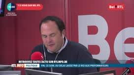 RTL INFO sur Bel RTL : RTL Info 13h du 23/09