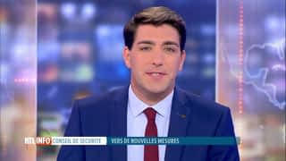 RTL INFO 13H : RTL INFO 13 heures (23/09/20)
