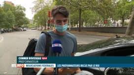RTL INFO 19H : Geprges-Louis Bouchez semble satisfait de la note des préformateurs